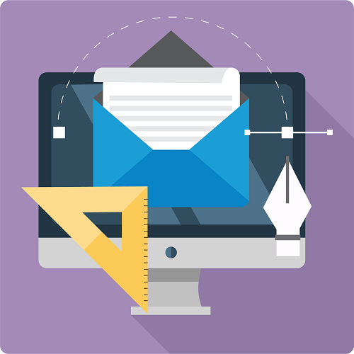 Email Template Graphic