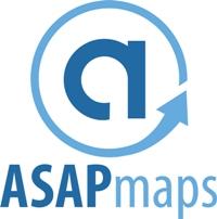 ASAPmaps Full Logo (Color, Vertical)