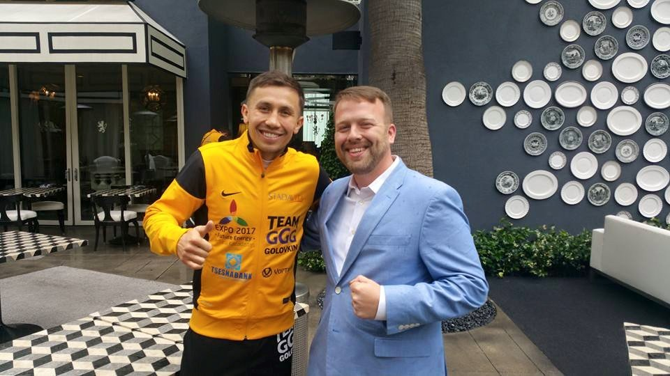 Gennady Golovkin and David Hunter from Epic Web Studios